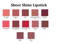 Sheer Shine Lipstick