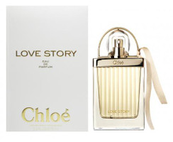CHLOE LOVE STORY/CHLOE EDP SPRAY 2.5 OZ (75 ML)