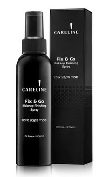 Careline Fix & Go Makeup Finishing Spray