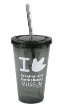 Creation Museum Hot & Cold Cup: I Love Creation & Earth History Museum $9.99