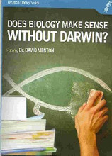 "Dr. David Menton brings a wealth of knowledge from a long career to answer the important question, ""Does biology make sense without Darwin?"" It is often claimed that nothing in biology makes sense except in the light of evolution, but this is simply not the case. Examining evolutionist claims about the eye, the origin of feathers, and human hair, Dr. Menton shows that the answer to the question is an emphatic YES!  When we start from a biblical perspective, we can make sense of the world around us—no Darwin required. (56 minutes)"