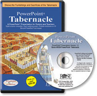 Power Point Tabernacle , PowerPoint Tabernacle, Rose Publishing