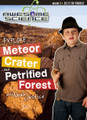 Traveling is even better when you discover the evidence of biblical history and truth along the way! Hosted by 14-year-old, homeschooled, Noah Justice, his fresh approach to science and the Bible will get you more excited about the truth with each episode of Awesome Science. 30 minutes on DVD. Kids & Teens.  Explore Meteor Crater and Petrified Forest (Awesome Science Episode 3) will discuss the wonders of two of Arizona's most famous geologic sites. DVD Region1 DVD Playable in Bermuda, Canada, United States and U.S. territories. Please check if your equipment can play DVDs coded for this region.