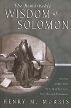 -- Verse-by-verse commentary of Proverbs, Ecclesiastes, and Song of Solomon -- Much research and detail on the life of Solomon is presented -- An in-depth study for the serious student of the Bible  Isn't it amazing that a man who had 700 wives and 300 concubines and ruled a country for 40 years still had time to write three of the most profound books of the Bible? Proverbs, Ecclesiastes, and Song of Solomon all show marks of divine inspiration, and each can be a blessing to the reader, but why would God choose a man who turned to idolatry to write these books? Dr. Henry Morris, author of the commentaries Treasures in the Psalms and The Remarkable Record of Job, addresses the enigma of Solomon and presents a verse-by-verse commentary on his writings. Having studied the Bible for 60 years, Dr. Morris' wisdom is also quite remarkable, as you will quickly learn as you read The Remarkable Wisdom of Solomon.