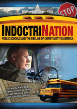 "Looking at both the origins and practical results of state-run education, Indoctrination takes you on a cross-country tour that's about the decline of American Christianity as well as the decline of schools. Featuring interviews with Christian teachers who couldn't teach Christianity to their students, notable homeschooling advocates Kevin Swanson, Samuel Blumenfeld, John Taylor Gatto, and homeschool celebrities Ken Ham, R.C. Sproul Jr. and Doug Phillips, filmmaker Colin Gunn accumulates conservative perspectives that will lead you straight to their conclusion: that Christians should never put their children into public schools.  Focusing on the Marxist associations with the origins of schools, issues of sex education, physical safety from gunmen, whether Christians in schools can ever be ""salt and light,"" whether public schools are politically neutral, and finally whether the public school system can be redeemed, Indoctrination dives into the heart of the Homeschool-Only debate with this part-documentary, part-testimonial DVD. 102 minutes on DVD."