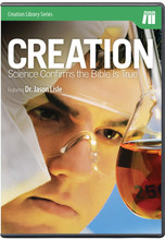 In 1859, Charles Darwin published his infamous work On the Origin of Species. More than any other, this single work changed the way the world viewed the origin of life and relied heavily on natural selection and mutation to support its claim. In this new DVD, astrophysicist Dr. Jason Lisle (Ph.D. from the University of Colorado at Boulder) systematically dismantles Darwin's claims and shows that the very things Darwin used to propagate his ideas actually undermine them! Dr. Lisle also refutes the dating methods most commonly used to support the evolutionary timeline (billions of years). This DVD clearly shows that God's Word is the final authority in all matters on which it touches—science included!
