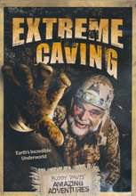 Join Buddy Davis as he explores an amazing world found beneath the earth. In Extreme Caving you will enjoy hidden treasures of nature as Buddy climbs, crawls, and squeezes through several miles of subterranean passages, revealing clear evidence of Noah's Flood. Your kids will also find out more about how caves formed, bats, blind cave fish, and cavemen when Buddy talks with several leading scientists. Sure to be a thrilling adventure as you, too, experience the feeling of being several hundred feet underground.