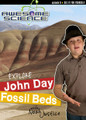 Explore John Day Fossil Beds(Awesome Science Episode 6) will take children and teens on a God-glorifying trip out west. Exploring how extensive erosion revealed layers of ash, sediment, and fossils at Oregon's John Day Fossil Beds, children will discover why no dinosaurs are found there, the history of the geological formations, and an explanation of why a catastrophic event explains the landscape.  Traveling is even better when you discover the evidence of biblical history and truth along the way. Hosted by 14-year-old homeschooler Noah Justice, his fresh approach to science and the Bible will get children more excited about the truth with each episode of Awesome Science. 30 minutes on DVD. Kids & Teens. DVD Region1 DVD Playable in Bermuda, Canada, United States and U.S. territories. Please check if your equipment can play DVDs coded for this region.