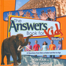 Kids are filled with questions and some of them can be very difficult to answer, especially some of the questions that they have from the Bible. This book is written in a question and answer format and offers parents the answers they are looking for on subjects like Creation and the Fall; Dinosaurs and the Flood of Noah; God and the Bible; Sin, Salvation, and the Christian Life; and Space and Astronomy. Recommended for ages 6-12.  Ken Ham & Bodie Hodge