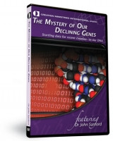 One of the world's foremost experts on genetics traces the history of human genetic decline due to mutations in our DNA. The evidence is startling to those who don't believe in the Genesis account of Creation because it refutes conventional dates for alleged human evolution. This is powerful evidence for the Bible's timescale for human history.