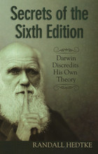 Darwin's On the Origin of the Species was originally released in 1859, and by 1872, the sixth and last edition was published. This controversial work instigated the research found today in modern textbooks, though Darwin himself expressed doubts about certain portions of his speculations and suppositions. Randall Hedtke works to expose Darwin's work by examining the paradigm shift that occurred after The Origin of Species was published; by examining the multiple revisions that took place between editions; by looking at the structure of the book; and other arguments that challenge the elements of evolution that remain as pillars of science today. Additional sections also explore why alternatives to evolution should be taught; Asa Gray's views on theistic evolution; an alternative explanation of the simple-to-complex fossil record; and more. 157 pages, softcover.  Product Information  Format: Paperback Number of Pages: 160 Vendor: Master Books Publication Date: 2010