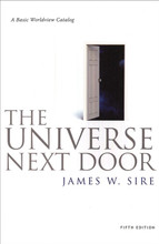 For more than thirty years, The Universe Next Door has set the standard for a clear, readable introduction to worldviews. In this new fifth edition, James Sire offers additional student-friendly features to his concise, easily understood introductions to theism, deism, naturalism, Marxism, nihilism, existentialism, Eastern monism, New Age philosophy and postmodernism. Included in this expanded format are a new chapter on Islam and informative sidebars throughout.  The book continues to build on Sire's refined definition of worldviews from the fourth edition and includes other up-dates as well, keeping this standard text fresh and useful. In a world of ever-increasing diversity, The Universe Next Door offers a unique resource for understanding the variety of worldviews that compete with Christianity for the allegiance of minds and hearts.  The Universe Next Door has been translated into over a dozen laguages and has been used as a text at over one hundred colleges and universities in courses ranging from apologetics and world religions to history and English literature.