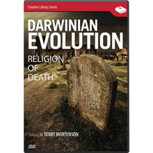 Darwin's hypothesis on the origins of life led to a catastrophically destructive impact on society and Christian theology. Using quotes from Darwin himself, Dr. Terry Mortenson explains how Darwin's ideas negatively impacted the Bible's teaching on the origin death, the character of God, the basis for any moral absolutes of right and wrong, and the reliability and authority of the Bible in the minds of people. At a time when an increasing number of evangelical pastors and theologians are giving into the secular idea that God used evolution and millions of years to create, Christians need to be armed with the truth powerfully presented in this DVD.