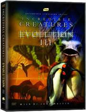 The Incredible Creatures That Defy Evolution Series enters the fascinating world of animals to reveal sophisticated and complex designs that shake the traditional foundations of evolutionary theory.  This series features Dr. Jobe Martin, who for the past 20 years, has been exploring evolution vs. creation. His findings have been fascinating students around the world as he lectures on these remarkable animal designs that cannot be explained by traditional evolution.  Dr. Martin himself was a traditional evolutionist, but his medical and scientific training would go through an evolution, rather a revolution when he began to study animals that challenged the scientific assumptions of his education. This was the beginning of the evolution of a creationist.  - What kind of bird can kill a lion with a single kick?  - How can some dogs know that a storm is coming before it appears, or can sense when their masters are about to experience a seizure?  - Which creature perlexes scientists because of its amazing ability to heal itself, even when it sustains horrendous injuries?  - How do Emperor Penguins go two and a half months without eating or drinking?  This program answers these questions and examines:  Lampsylis Mussel Horses Ostrichs Hummingbirds Vestigial Organs Dogs Manatees Elephants Butterflies A section on designs and designers Cuttle Fish Penguins Milopina Bee and vanilla