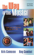 Designed for use with The Way of the Master Basic Training Course, this comprehensive Study Guide includes discussion questions, in-class activities, and weekly homework assignments to gradually coax you, step-by-step, out of your comfort zone to reach your loved ones for Christ. Kirk Cameron, Ray Comfort
