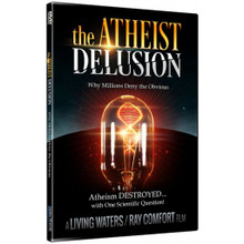 This DVD pulls back the curtain and reveals what is going on in the mind of those who deny the obvious. It introduces you to a number of atheists who you will follow as they go where the evidence leads, find a roadblock, and enter into a place of honesty that is rarely seen on film. Ray Comfort Living Waters
