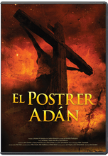 The Last Adam (Spanish) El Postrer Adán   ¡GANADOR del premio Gold Crown Award 2008! ¡Este poderoso drama ayuda para que el cristianismo tengo sentido! El primer Adán trajo la muerte y el sufrimiento al mundo. El postrer Adán (Jesús) trajo la vida a aquellos que reciben Su don de la salvación. Este DVD único y conmovedor proporciona una presentación efectivo del evangelio. ¡Es una gran herramienta evangelística!  WINNER of a 2008 Gold Crown Award! This powerful drama helps Christianity make sense! The first Adam brought death and suffering into the world. The last Adam (Jesus) brought life to those who receive His gift of salvation. This moving and unique DVD provides an effective gospel presentation. A great witnessing tool!