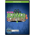 Join Eric Hovind and Ben Schettler as they vividly demonstrate some of our Creator;s scientific laws and scriptural applications with ten exciting experiments! Perfect for science classrooms, Sunday schools, youth groups, and homeschool instruction, the memorable lessons liven up any class with internally impacting truth!  Includes PDF Mini Curriculum Download with teaching outlines, projects, questions, and quizzes!