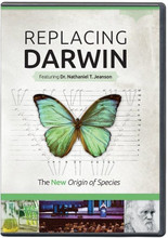 In 1859, Charles Darwin wrote On the Origin of Species. Even now, people believe Darwin's flawed ideas somehow explain the world around us. Simply put, they don't, but Dr. Nathaniel Jeanson's Replacing Darwin does.  Science has come a long way since Darwin made his claims in the 1800s. Several remarkable discoveries shed new light on the earth's origin. In addition, much of the data Darwin presented for his idea no longer seem like clear evidence for evolution. Dr. Nathaniel Jeanson effectively and authoritatively documents the newest scientific discoveries, refutes Darwin's claims, and presents evidences that support a compelling alternate explanation for the origin of species.