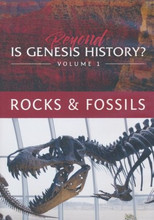 Beyond Is Genesis History: Vol 1 Rocks & Fossils  Dig deeper into the science behind the film.   Beyond Is Genesis History? Volume 1: Rocks & Fossils explores the fascinating fields of geology, paleontology, and atmospheric science. Learn much more about the impact of the global flood on the earth in these 20 new videos featuring scientists from the documentary.  Also includes 20-page Guide to Rocks & Fossils.