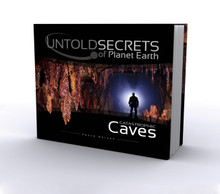Untold Secrets of Planet Earth: Catastrophic Caves  Caves are extraordinary underground spectacles of pure grandeur. But more than that they are a wondrous part of the history of this planet. Though their formation is often presented as exceedingly slow and gradual, new untold secrets are revealed in Catastrophic Caves, which suggest otherwise. when and how did caves form? How do cave formations develop? How long does this take? Are modern objects ever encased in cave deposits? These and many more other intriguing questions will be answered with hundreds of compelling photographs. The evidence in this book may change you whole way of thinking about caves and the formations found within them.
