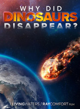 Why did the dinosaurs disappear? Contemporary scientists have their theories: Was is a massive asteroid? Was it violent volcanic activity? Did the dinosaurs kill each other? Was it simply a matter of survival of the fittest? What amazing discovery did scientists make in a dinosaur did in Wyoming that confirms what the Scriptures say? More important than how the dinosaurs died out, what does the Bible say about your death - and where you will go when you die?