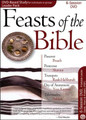 The Feasts of the Bible DVD Pack for group study is six 30 minute sessions with Dr. Sam Nadler on (1)Sabbath Rest (2) Passover, Unleavened Bread, and Firstfruits (3)Pentecost (4) Feast of Trumpets (5) Day of Atonement and (6) Feast of Tabernacles. Also included with the DVD are PDF Files for the Leader Guide, Poster, flier, postcard, bulletin insert, and banners for promotion. You need to purchase a Participant Guide for each person which includes the discussion and application questions, definitions, comparison charts, and extra information. A complete Curriculum Kit is also sold separately: Rose Publishing