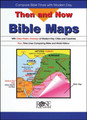 "Then and Now Bible Maps  Trying to connect the ""Middle East"" of the six o'clock news with the Holy Land of the Bible? Here's a resource that fills in the blanks! Transparent maps of modern-day Mediterranean and Middle Eastern countries lie flat over Bible maps showing the lands and cities where the patriarchs, Jesus, and the apostle Paul traveled. Tremendously helpful! 20 pages, spiralbound hardcover from Rose Publishing."