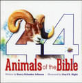 "44 Animals of the Bible  God once told Job that animals are important to Him, and that they are a big part of His creation. God watches when the doe gives birth to her fawn. He makes the leopard swift to hunt its prey. He commands eagles to soar. Animals are important to God. He loves them and cares for them, and wants us to do the same. Each beautifully illustrated animal includes fun details, cultural information, and connections between the historic world of the Bible and our world today! 44 pages, hardcover. 8.25"" x 8.25""."