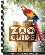Zoo Guide   With fun facts about more than 100 animals, this long-awaited Zoo Guide includes beautiful pictures and reveals the incredible facts and design features that point to our amazing Creator. Excellent for school field trips and family trips to your favorite zoo!