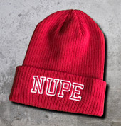 NUPE KNIT CAP