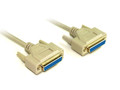 10M DB25F/DB25F Cable