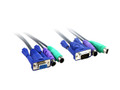 10M KVM Cable With HD15M-F