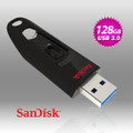 128G SanDisk Ultra CZ48 USB 3.0 Flash Drive (SDCZ48-128G)