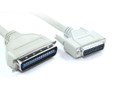 1M SCSI I Centronic 50M/DB25M Cable