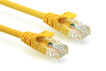 20M Cat6 Yellow Cable