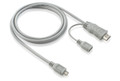 3M Micro USB to HDMI Male MHL Adapter Cable