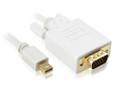 3M Mini Displayport to VGA Cable White