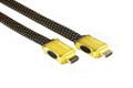 10M HDMI V1.4 High Grade 4K x 2K Flat Cable
