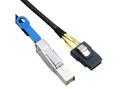 100CM SFF-8644 MiniSAS HD To SFF-8087 Mini SAS 36pin Cable