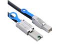 0.5M SFF-8644 External MiniSAS HD to SFF-8088 Mini SAS 26Pin Cable