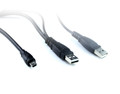 1M USB 2.0 Data/Power Cable