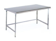 "Stainless Steel Worktable 30""x72"""