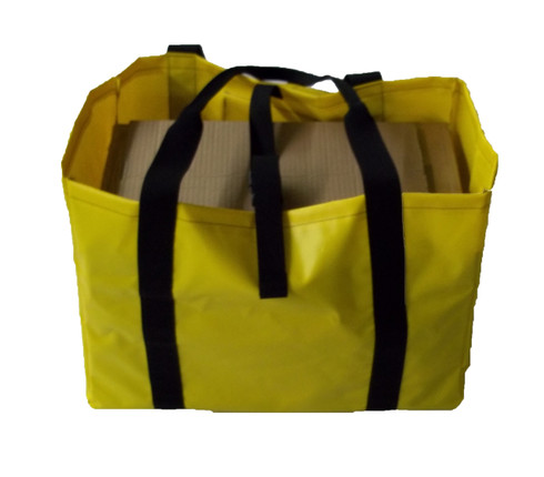 Avon Fire Department Cribbing Bag With Removable Pocket