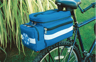 Bicycle Oxygen Pannier in blue