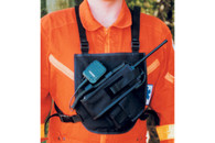 Chest Two Way Radio Harness
