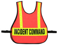 RB Fabrications 003 High Visibility Incident Command Vest