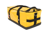 Vinyl High Rise Tool Bag with Tuff Bottom