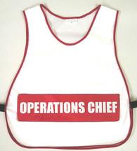 Hospital Incident Command Vest