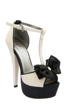 Mixx Tammy-01 Beige Sandals